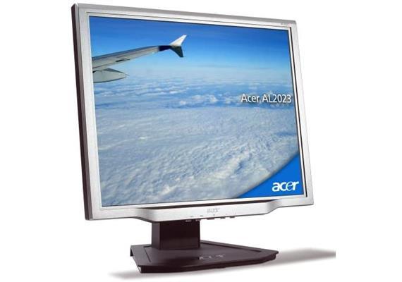 """Acer Monitor LCD 20"""" AL2023C TFT Titanum 1600x1200"""