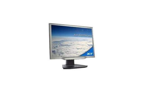 "Acer Monitor LCD 22"" AL2223WB TFT silv. 1680x1050"