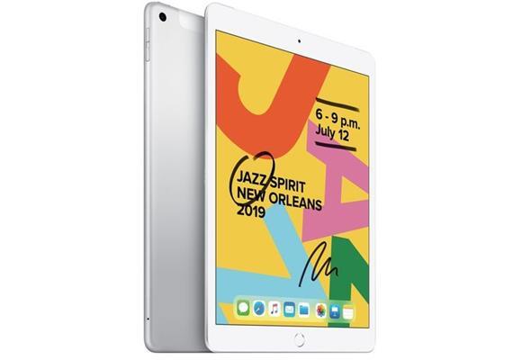 "Apple iPad 7th Gen. 32GB Silber 10.2"""