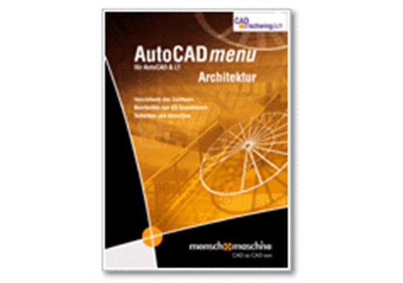 AutoCAD Menu Architektur Win D