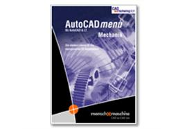 AutoCAD Menu Mechanik Win D +Seminar CD Mech.