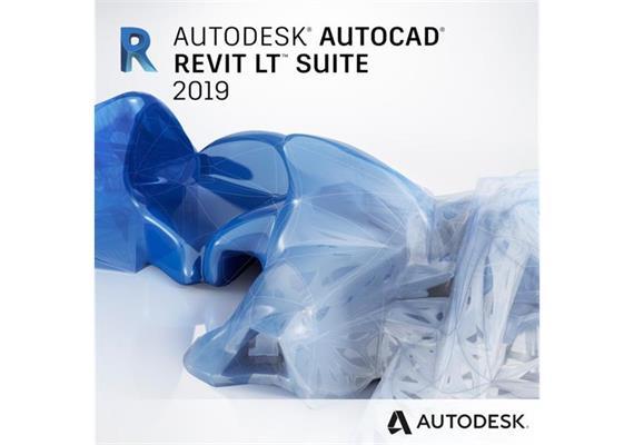 AutoCAD Revit LT Suite 2020 Win SLM Miete 1 Jahr