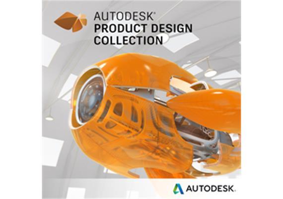 Autodesk PDS Collection SLM Miete 1 Jahr