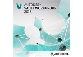 Autodesk Vault Workgroup 2018 NLM Miete 1 Jahr