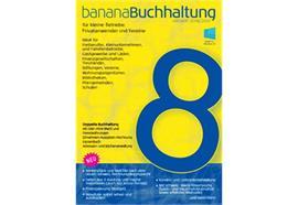 Banana Buchhaltung v8 Box D P2D08072677
