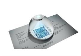 Crealogix Belegleser PayEye Swiss QR Code Reader