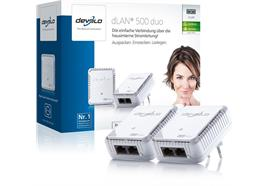 Devolo 2xdLAN 500AV Powerline Adapter 9088