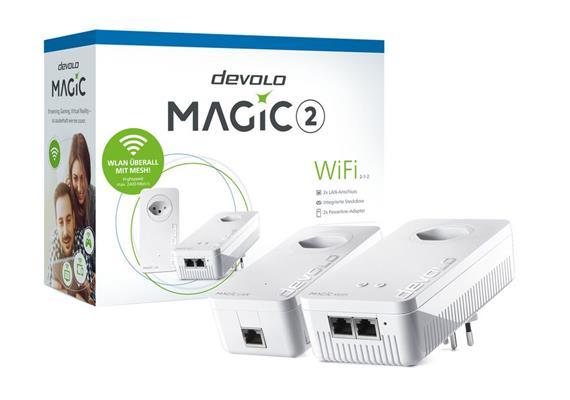 Devolo Powerline MAGIC 2 Next WIFI 2 Starterkit