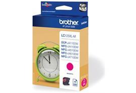 DKP Brother LC125XLM magenta 1200 Seiten