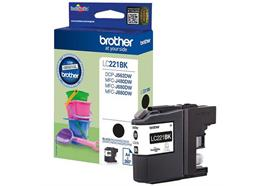 DKP Brother LC221BK black 260 Seiten