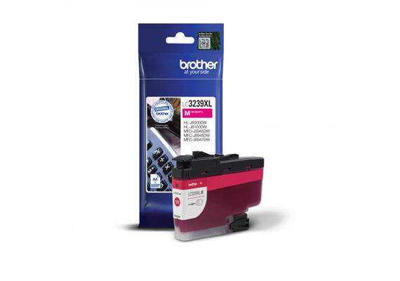 DKP Brother Magenta LC3239XLM
