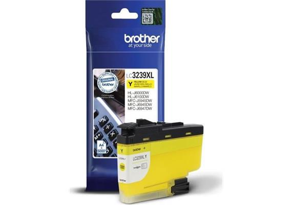 DKP Brother Yellow LC3239XLY