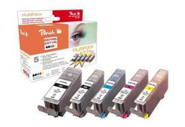 DKP Canon Ink Tinte PGI-570XL_CLI-571XL
