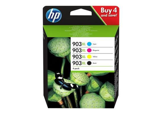 DKP HP 4-Pack Nr.903XL Nr.903XL C/M/Y/Bl 3HZ51AE