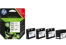 DKP HP 4-Pack Nr.932XL Nr.933XL C/M/Y/Bl C2P42AE