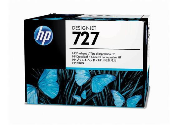 DKP HP 727 Printhead zu DesignJet T920 Rainbow-Kit