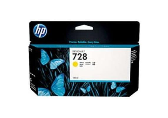 DKP HP 728 300ml gelb