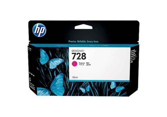 DKP HP 728 300ml Magenta