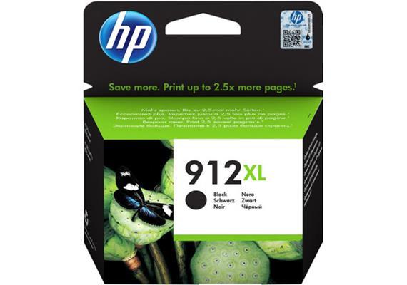 DKP HP 912XL ca. 825 Seiten Black