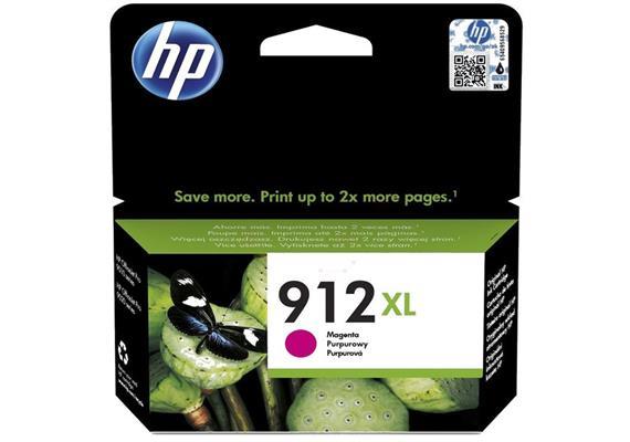 DKP HP 912XL ca. 825 Seiten Magenta