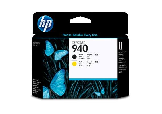 DKP HP 940 Black, Yellow C4900A