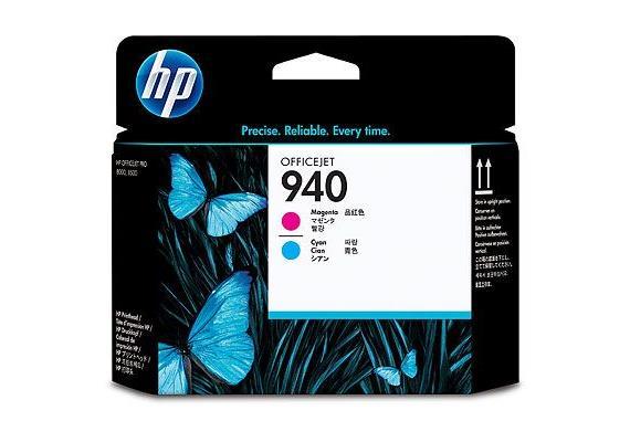 DKP HP 940 Cyan, Magenta C4901A