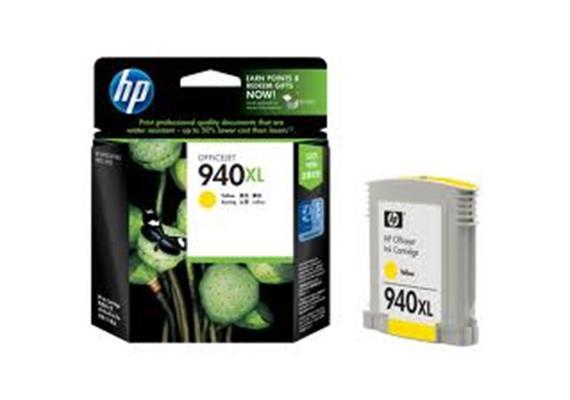 DKP HP 940XL ca. 1400S. yel C4909AE