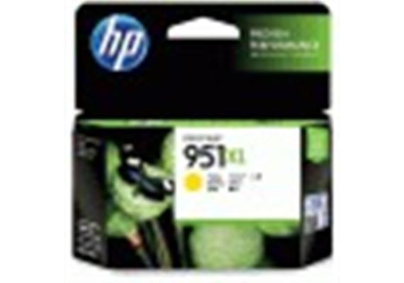 DKP HP 951XL ca. 1500S. yel CN048AE