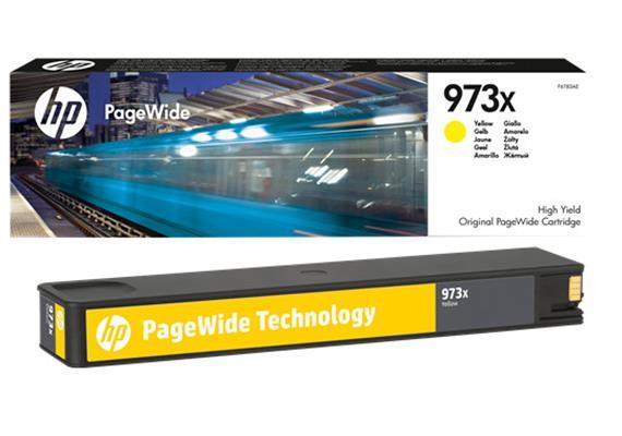 DKP HP 973X ca. 7'000 Seiten yellow