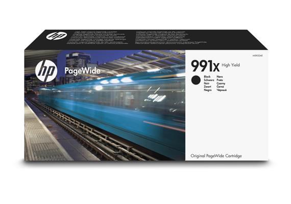 DKP HP 991X ca. 20'000 Seiten black M0K02AE