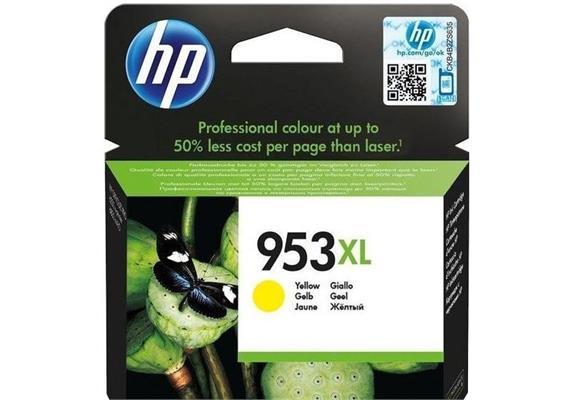 DKP HP Ink 953XL yellow 1600 Seiten