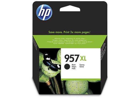 DKP HP Ink 957XL black 3000 Seiten L0R40AE
