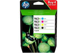 DKP HP Ink 963XL 4er Pack (CMYK) High Yield