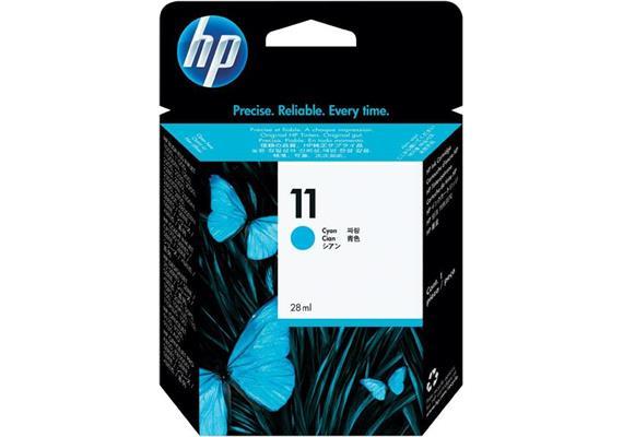 DKP HP Nr.11 cyan 28ml C4836AE