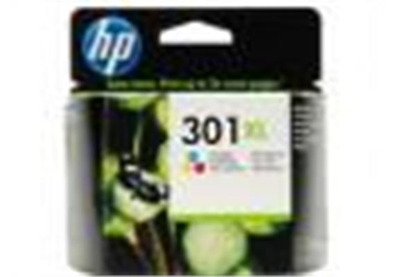 DKP HP Nr.301XL ca. 330S. col. CH564EE