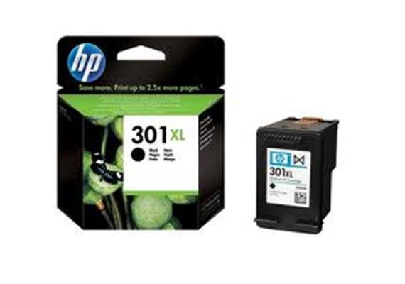 DKP HP Nr.301XL sw ca. 8ml CH563EE
