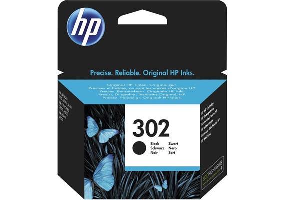 DKP HP Nr.302 black F6U66AE
