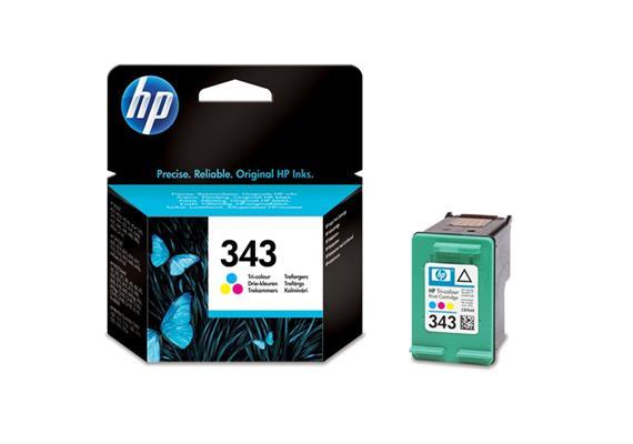 DKP HP Nr.343 7ml col. C8766EE