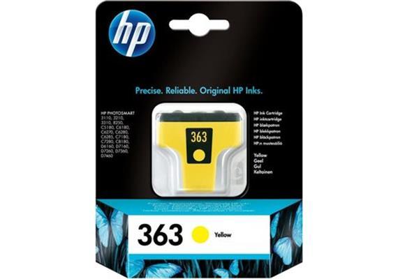 DKP HP Nr.363 yel C8773EE