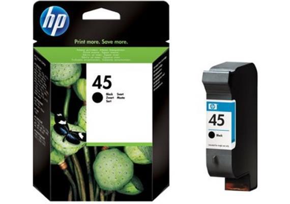 DKP HP Nr.45 DJ8xx/11xx/1200/1600C 42ml sw