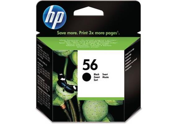 DKP HP Nr.56 DJ5550 sw C6656AE