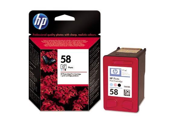 DKP HP Nr.58 Foto DJ5550 C6658AE