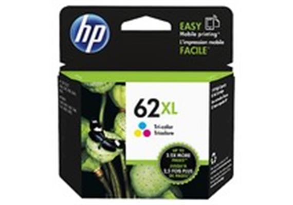 DKP HP Nr.62XL Tri-Color 415 Seiten