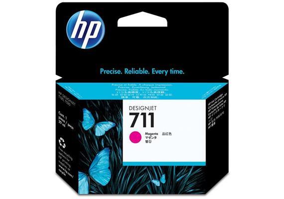 DKP HP Nr. 711 29ml magenta Ink 3er Pack CZ135A