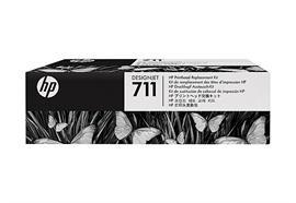 DKP HP Nr.711 Druckkopf sw,cyan,mag,yel C1Q10A
