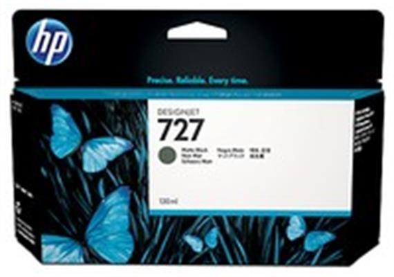 DKP HP Nr. 727 130ml matt black B3P22A