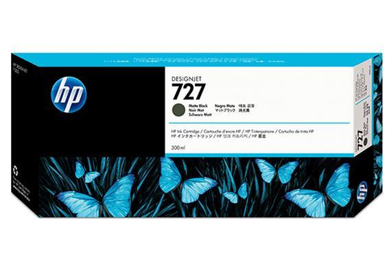 DKP HP Nr. 728 300ml matt black C1Q12A
