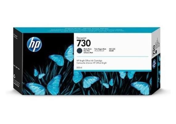 DKP HP Nr. 730 130ml Black matt