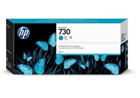DKP HP Nr. 730 130ml cyan