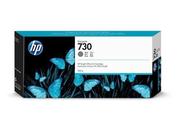 DKP HP Nr. 730 300ml Gray matt P2V72A